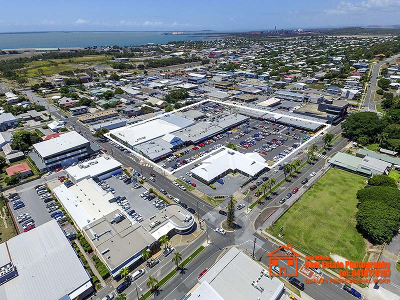 Gladstone aerial photography01